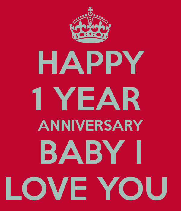 One Year Anniversary Quotes Quotesgram