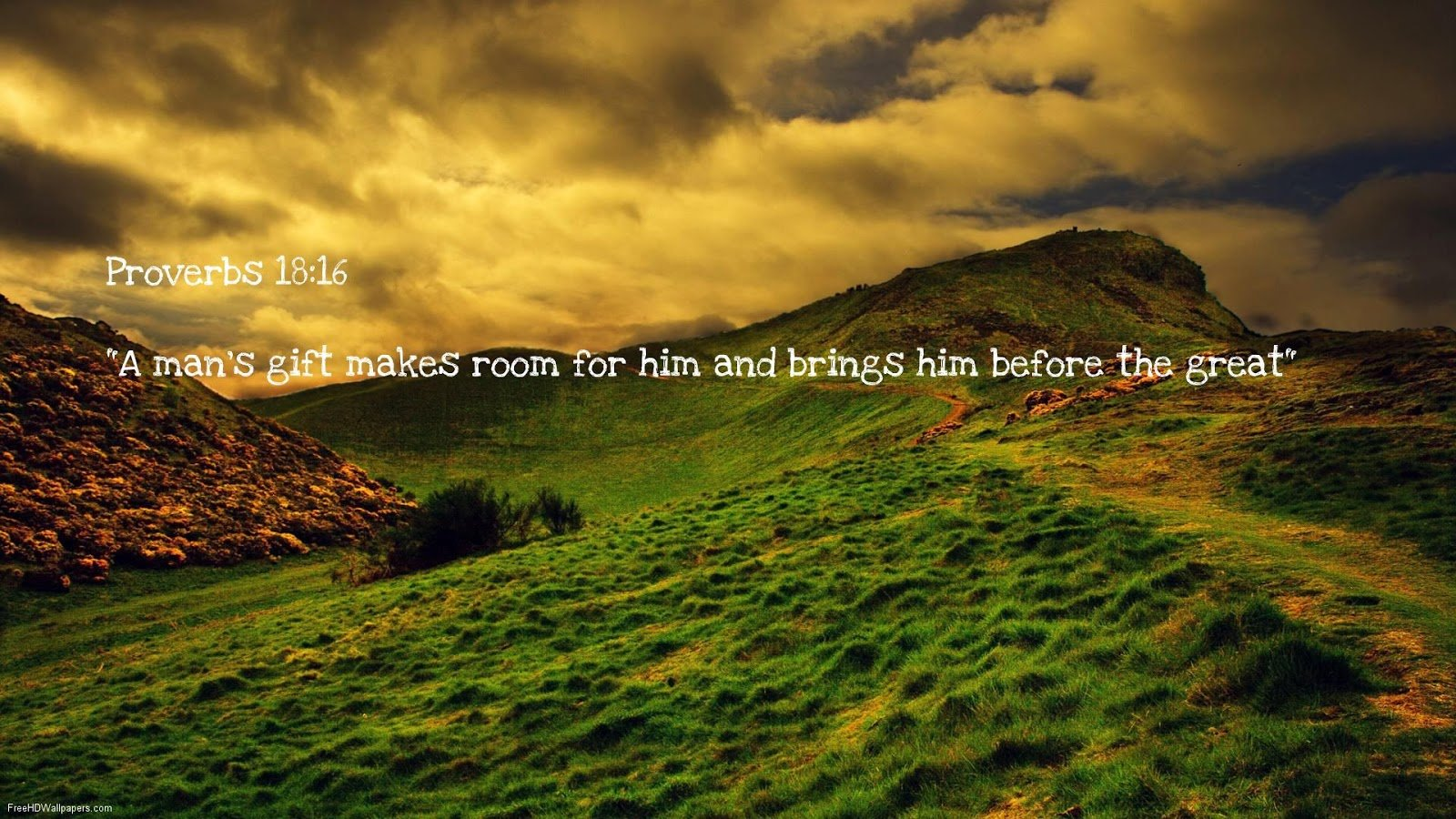 Landscape Quotes From Bible Quotesgram
