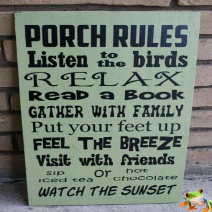 Old Fashioned Man Quotes: Porch Signs With Quotes. QuotesGram