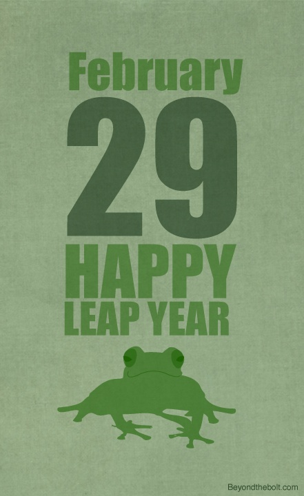 Leap Year Birthday Quotes Quotesgram