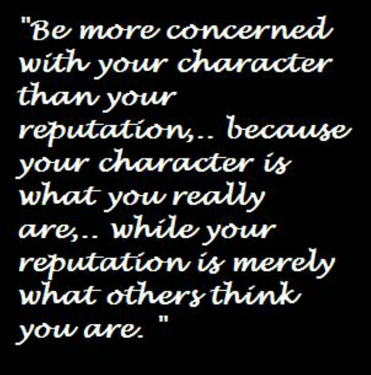 Character Quotes: Best Quotes About Character. QuotesGram