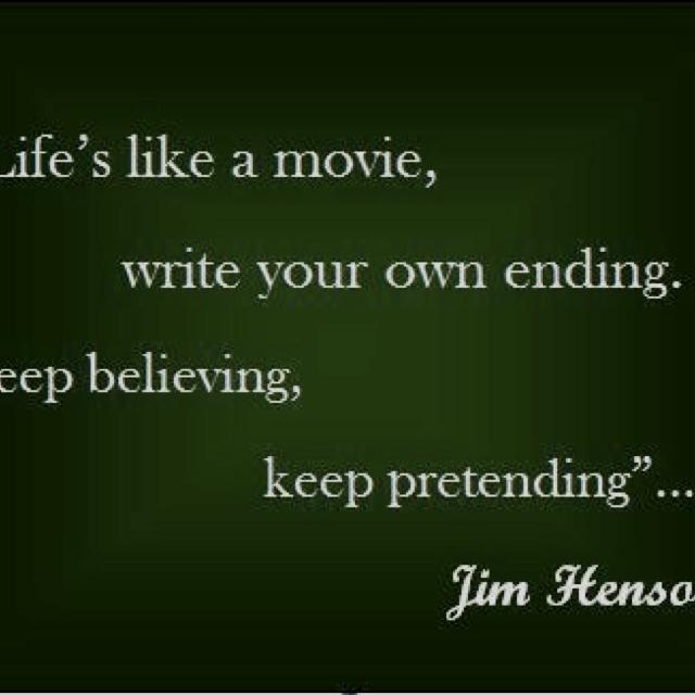 Muppet Quotes Life Quotesgram: Jim Henson Quotes. QuotesGram