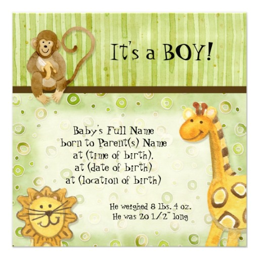 Baby Boy Quotes About Birth QuotesGram – Baby Birth Announcement Quotes