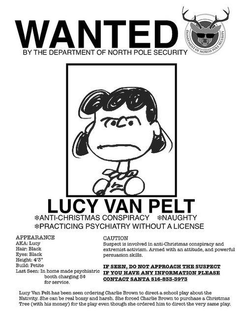 Lucy Van Pelt Quotes. QuotesGram