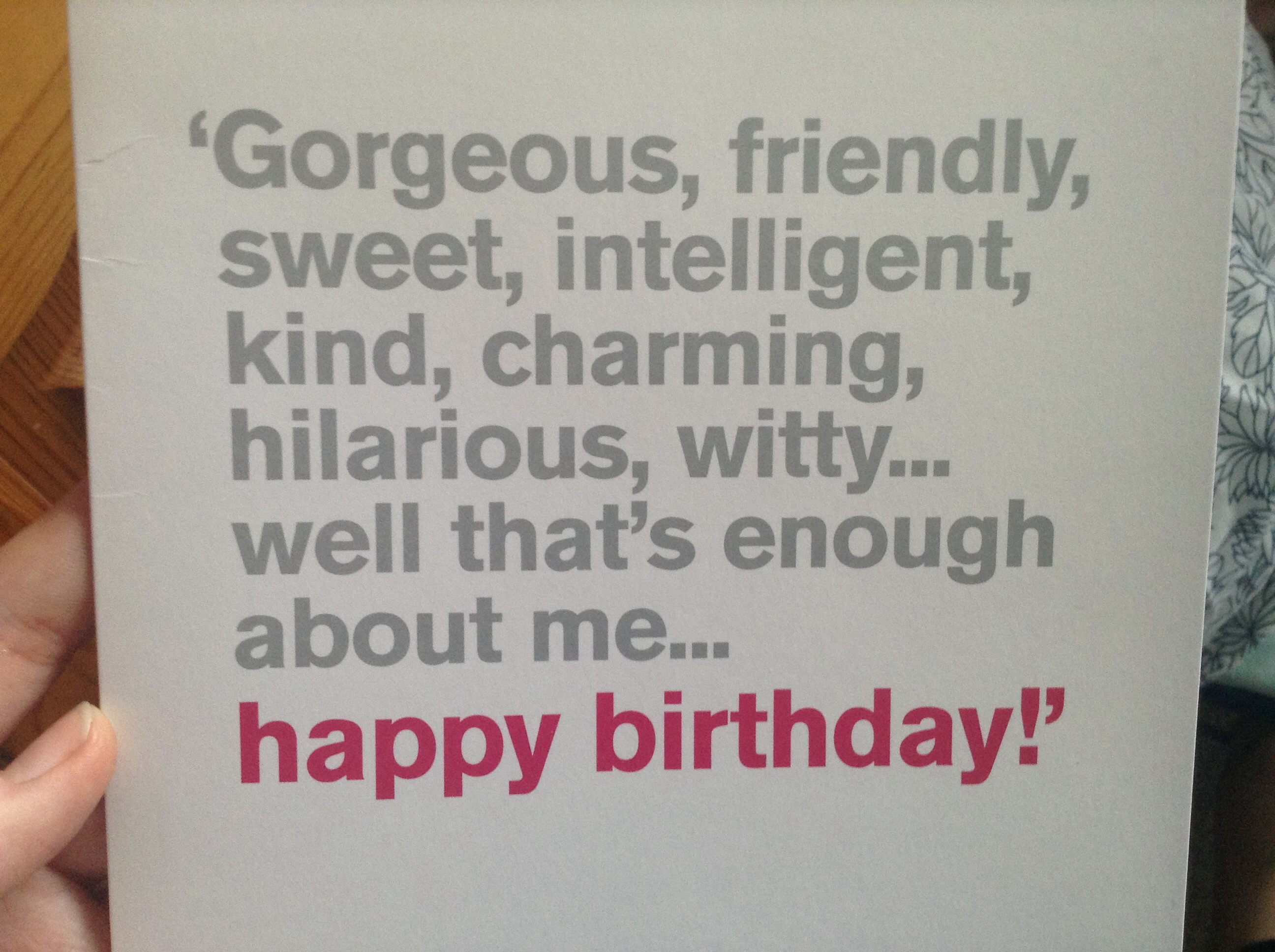 Funny Birthday Quotes For Husband From Wife. QuotesGram