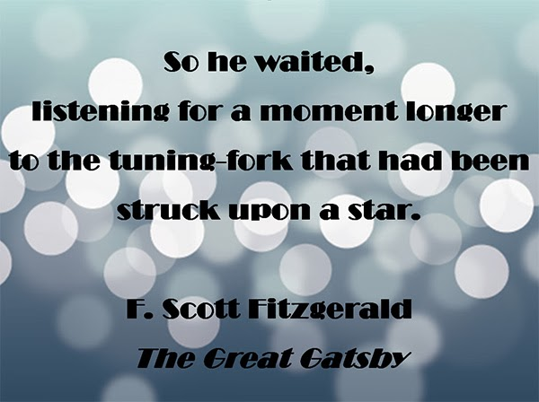 The great gatsby materialism essay