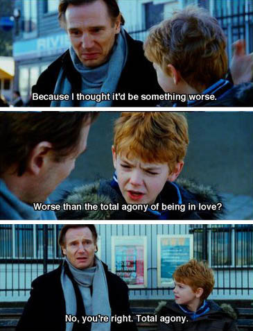 Funny Quotes Love Actually : Quotes From Love Actually. QuotesGram
