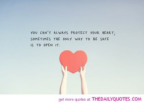Quotes About Sharing Your Heart Quotesgram: Protect Your Heart Quotes. QuotesGram