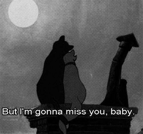 Gonna Miss You All Quotes