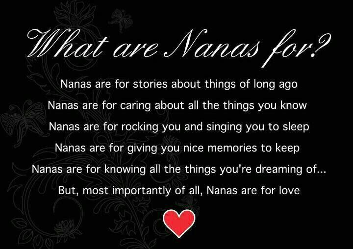 Nana Quotes Inspirational. QuotesGram