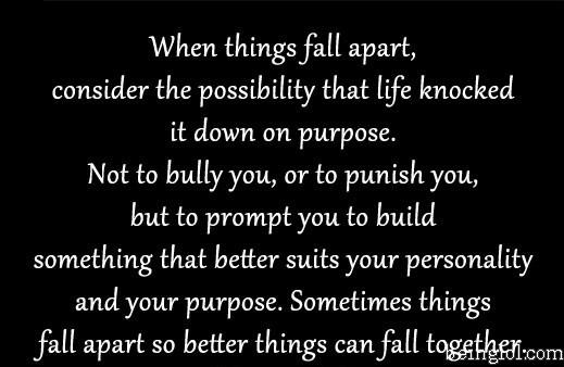 Family Falling Apart Quotes. QuotesGram