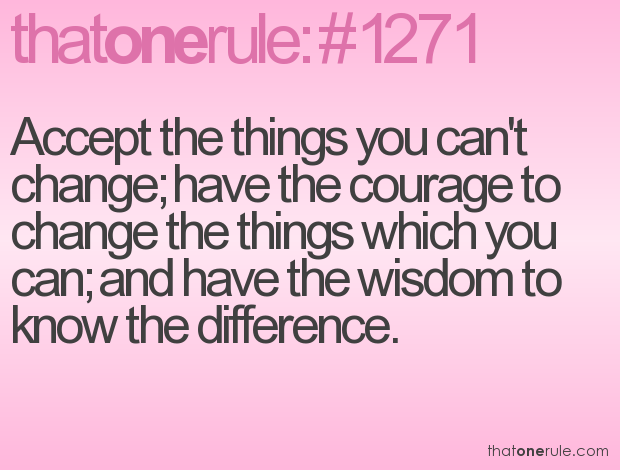 Things You Can T Change Quotes. QuotesGram