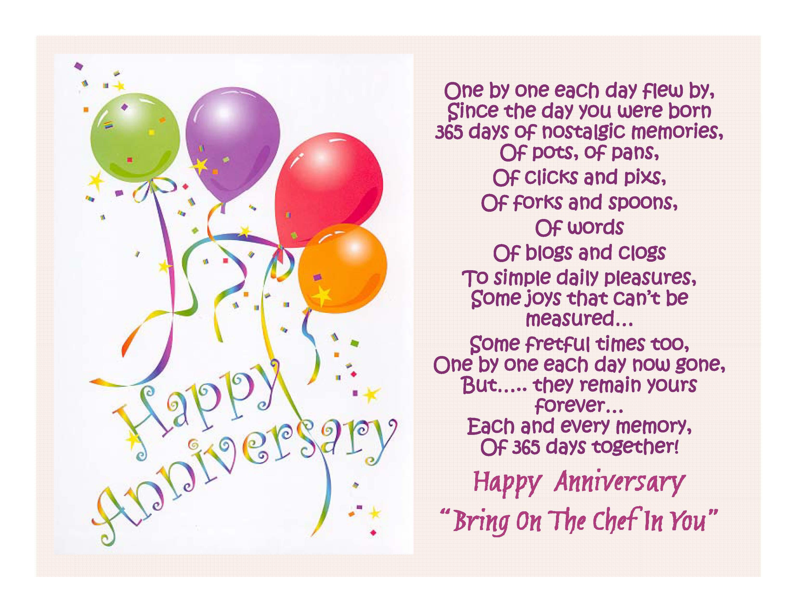 Happy Anniversary Quotes For Him. QuotesGram