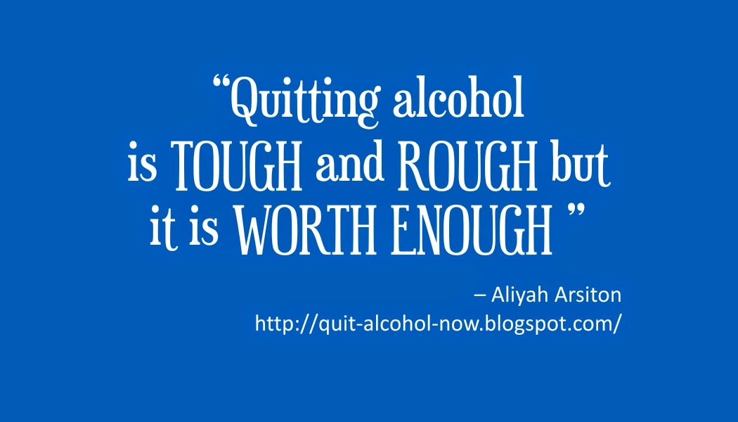 Quitting Binge Drinking