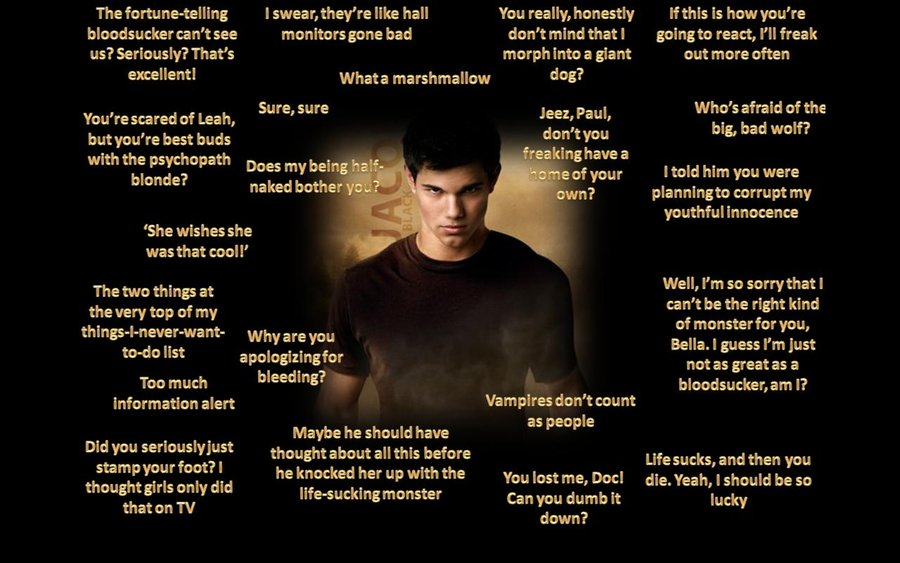 Imprinting Jacob From Twilight Quotes. QuotesGram