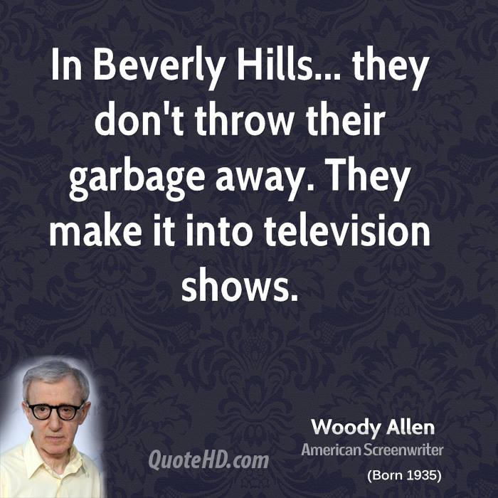 Never Throw Away Chance To Say I Love You To The People: Best Woody Allen Quotes. QuotesGram
