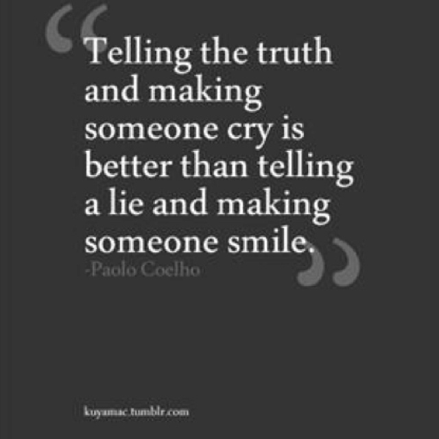 """Mark Twain Quote: """"The truth hurts, but silence kills ... 