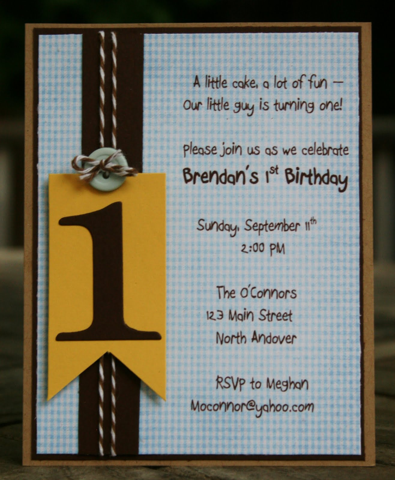 Birthday Quotes For Invitations: Quotes For 1st Birthday Invitations. QuotesGram