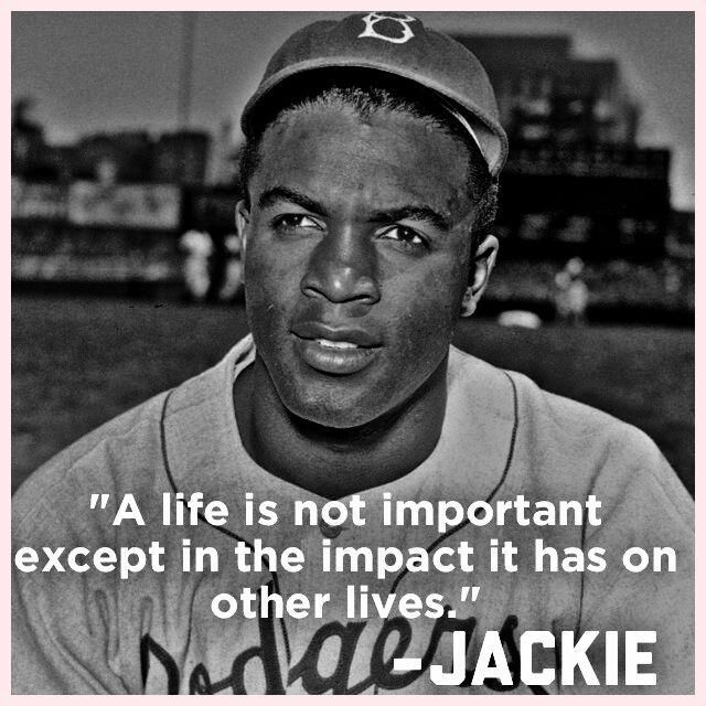 the life and work of jack roosevelt robinson the first african american to play major league basebal Jakie robinson was the first african american that played baseball answer jackie robinson was the first african american to play in baseball major leagues he broke the color barrier between .