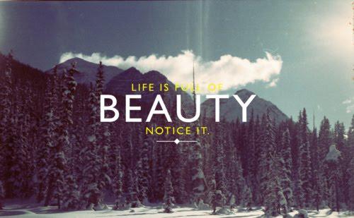 Beautiful Landscape Quotes. QuotesGram