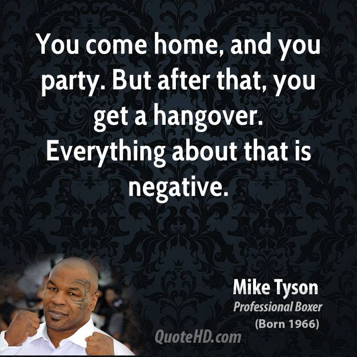 Mike Tyson Quotes: Mike Tyson Quotes Hangover. QuotesGram