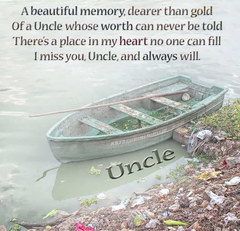 Uncle In Heaven Quotes. QuotesGram