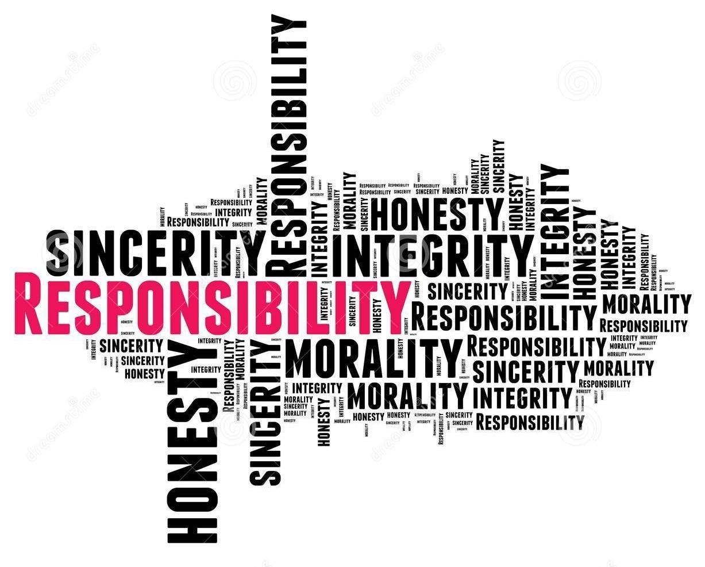 funny responsibility quotes quotesgram