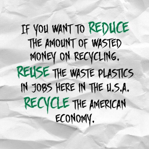 Recycling Quotes: Reduce Reuse Recycle Quotes. QuotesGram