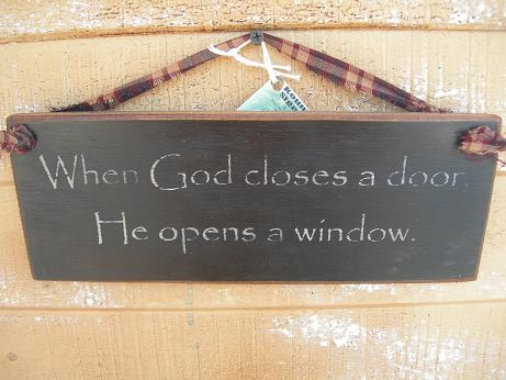 Window Door Opens Closes Quotes Quotesgram