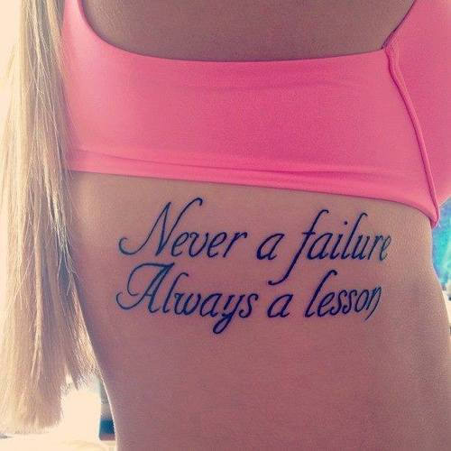 Meaningful Tattoo Quotes And Sayings Quotesgram