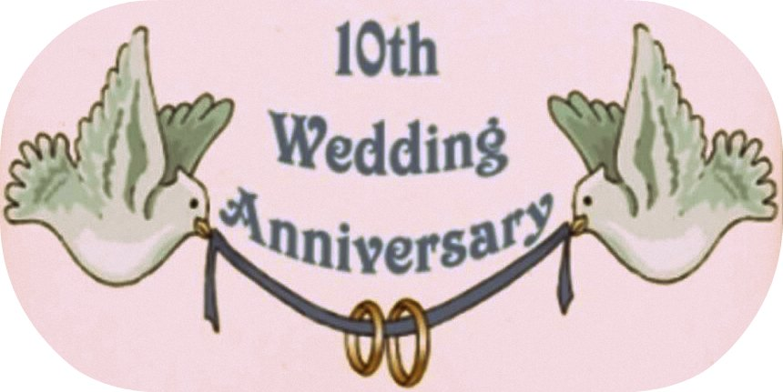 What Is 10th Wedding Anniversary Gift: 22 Years Marriage Quotes. QuotesGram