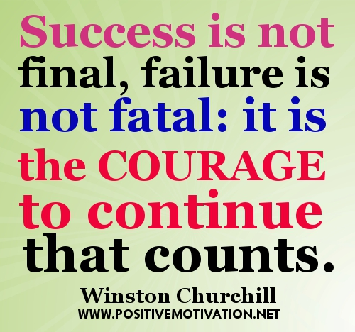Motivational Quotes About Success: Courage Quotes For Students. QuotesGram