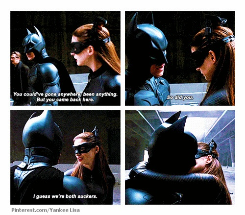 Batman And Catwoman Dark Quotes. QuotesGram