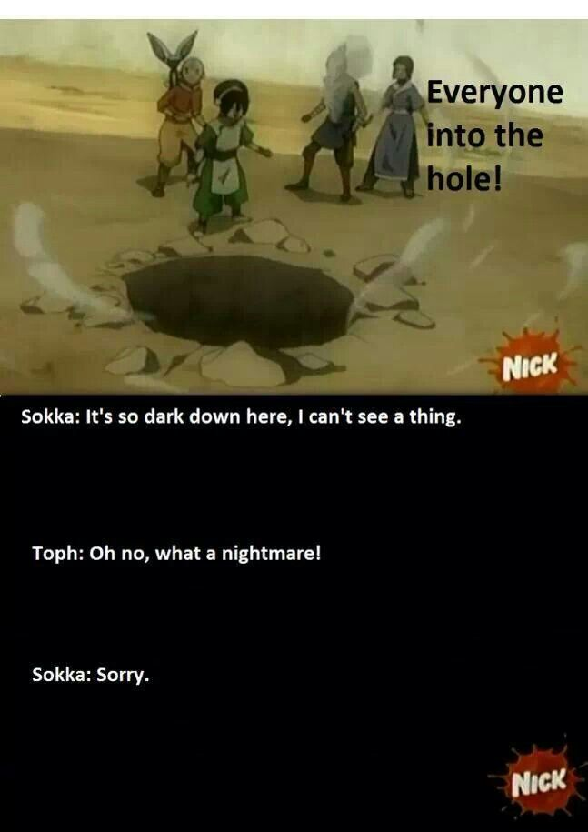 Avatar the last airbender toph quotes