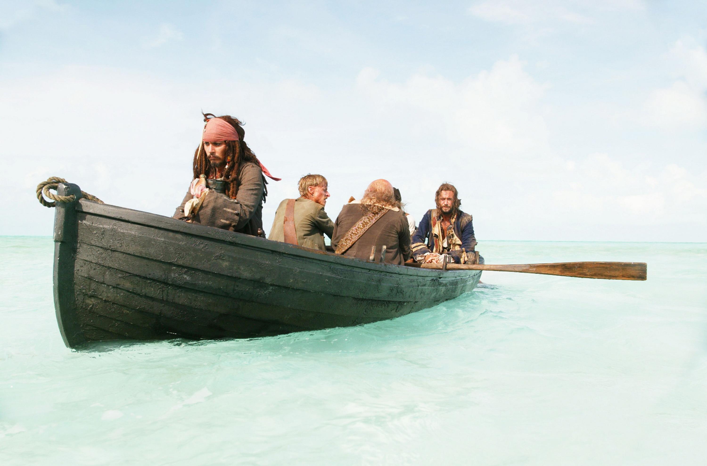 лодка с рабами