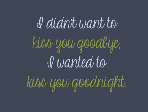 Goodnight Sweetheart Quotes Quotesgram: Funny Goodnight Quotes. QuotesGram