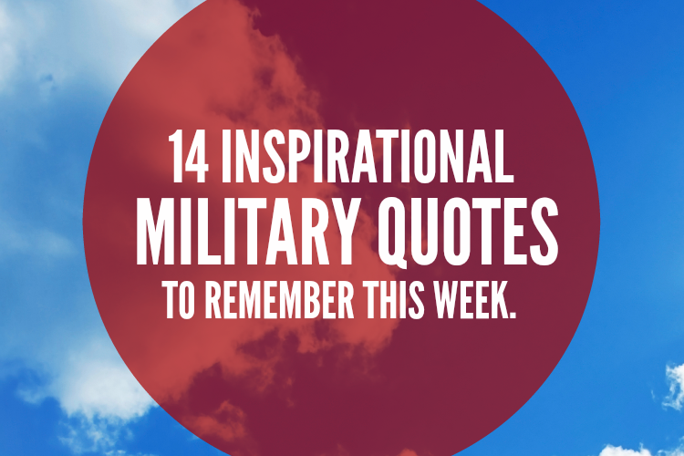 military quotes inspirational quotesgram