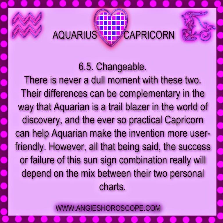 Capricorn sex
