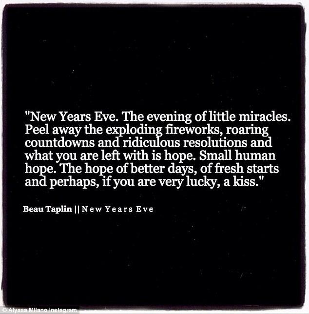 Instagram Quotes New Year. QuotesGram