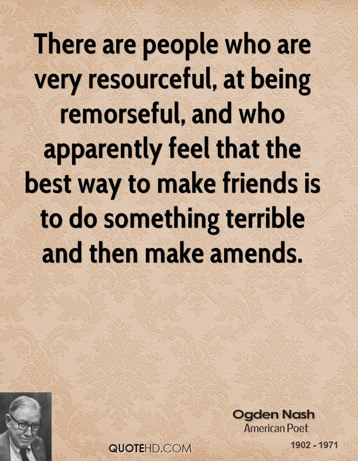 how to make amends with a friend