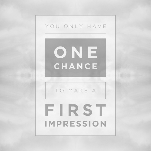 ones first impression of - photo #17