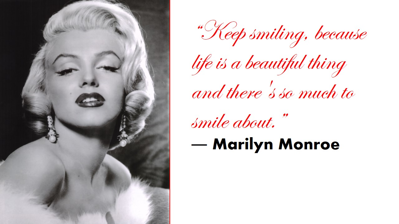 Marilyn Monroe Beneath The Makeup Quote: Marilyn Monroe Fashion Quotes Beauty. QuotesGram