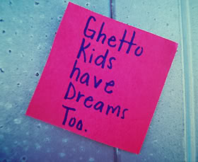 Ghetto quote teen