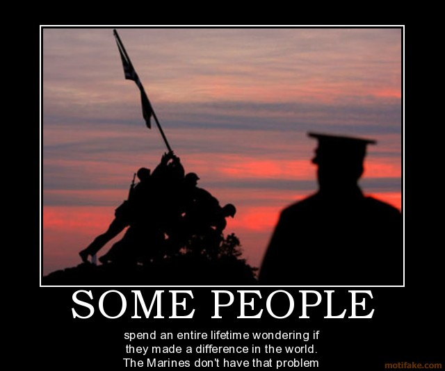 Best Marine Quotes And Sayings