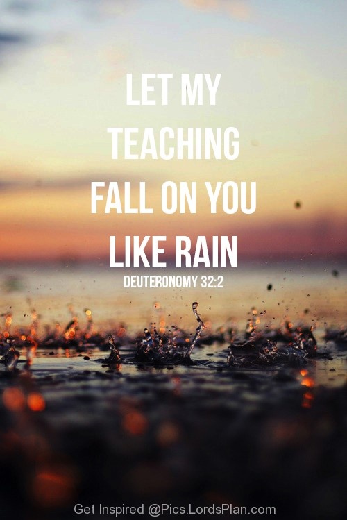 bible quotes about rain quotesgram