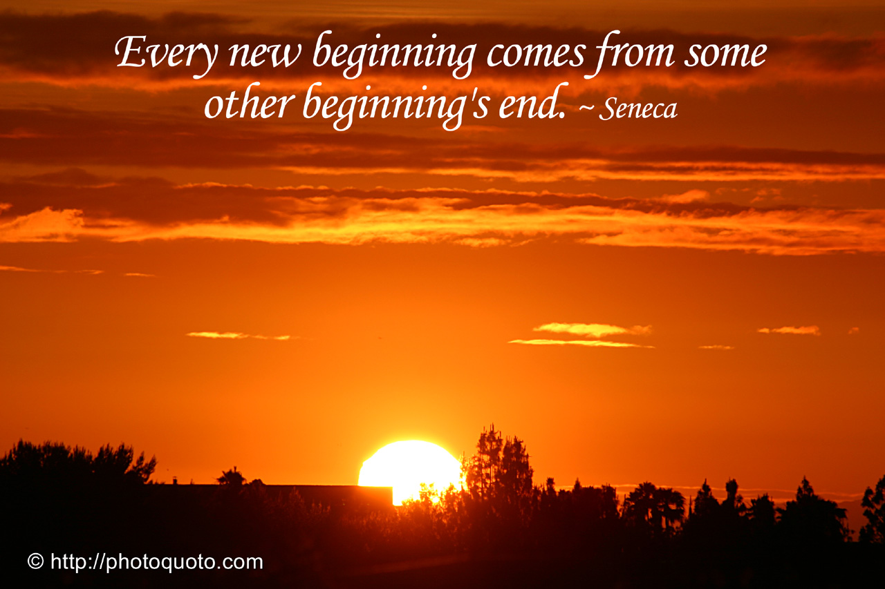 Famous Quotes About New Beginnings. QuotesGram
