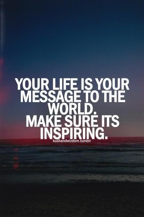 life inspirational uplifting quotes quotesgram