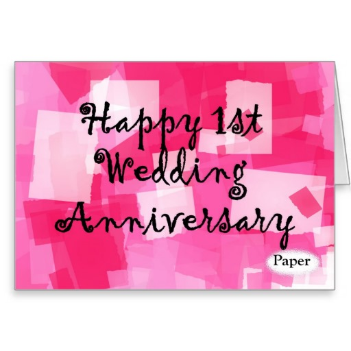 First wedding anniversary quotes happy quotesgram