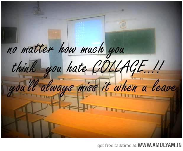 Missing College Days Quotes Quotesgram
