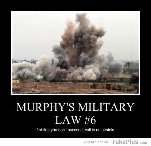 Murphys military law
